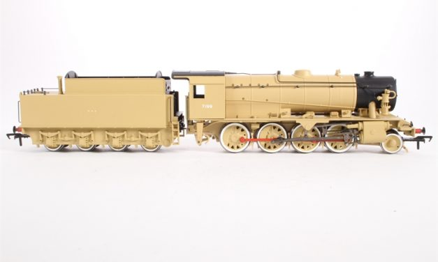 DCC for Bachmann WD Austerity 2-8-0