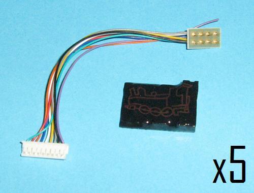 Gaugemaster OPTI series decoders