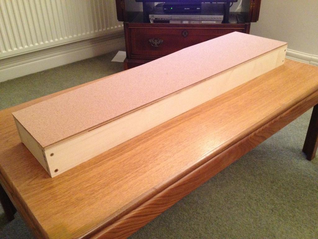 Micro Baseboard Construction