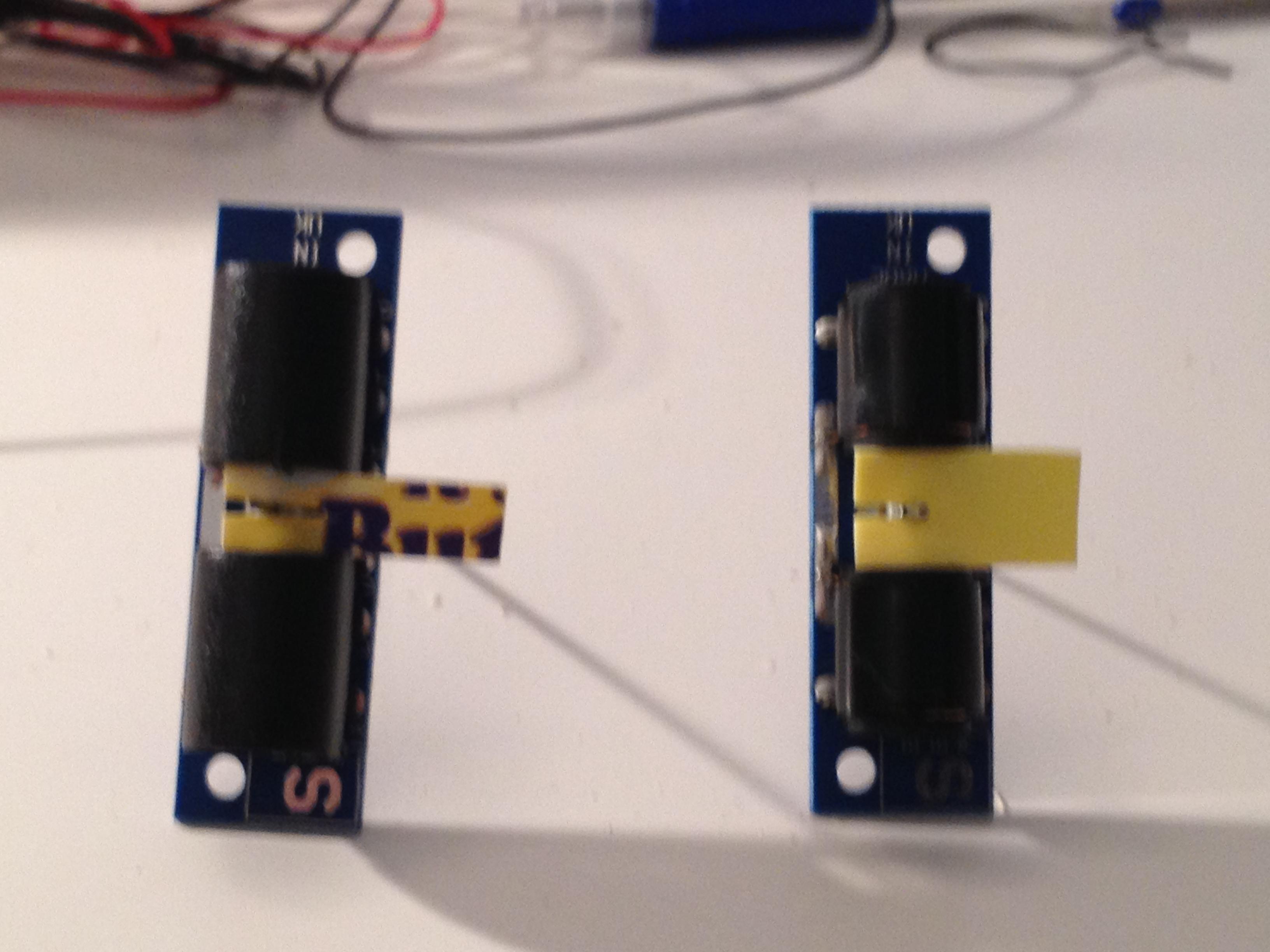 Wiring Diagram Seep Point Motors : Fitting seep point motors