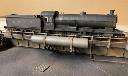Hornby Q6 is added to the fleet